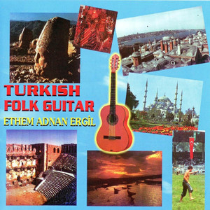 Turkish Folk Gitar, Vol. 1 Albümü