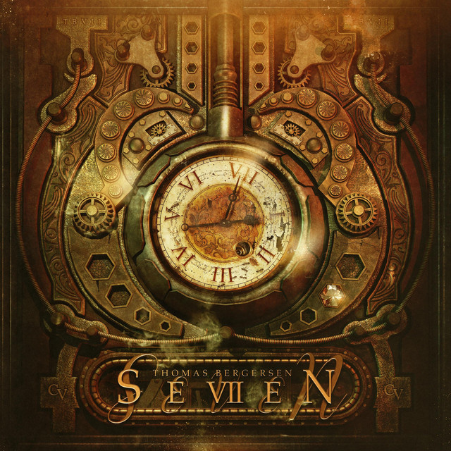 Album cover for Seven by Thomas Bergersen