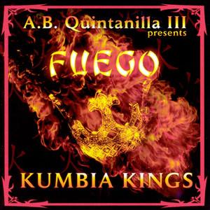 A.B. Quintanilla III Perdoname cover