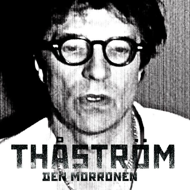 Skivomslag för Thåström: Den Morronen