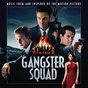 Gangster Squad Albumcover