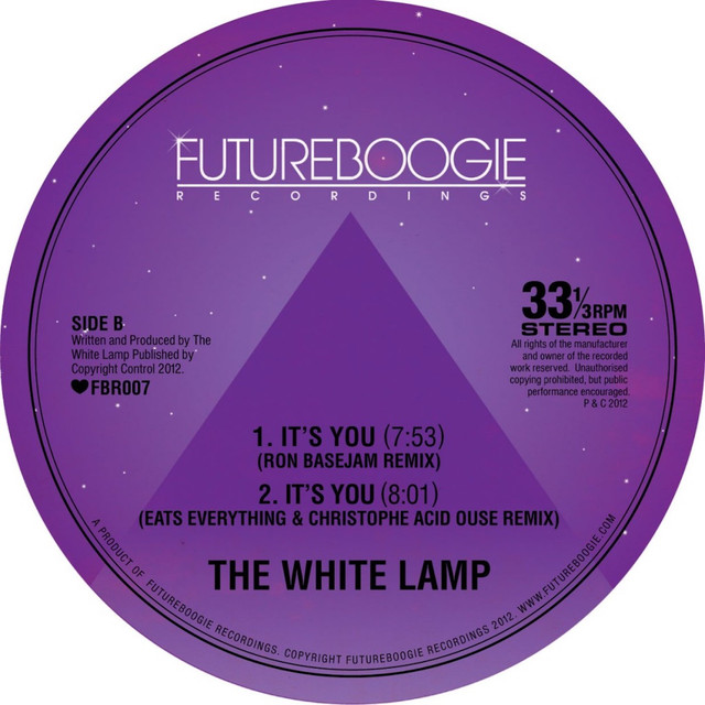 The White Lamp