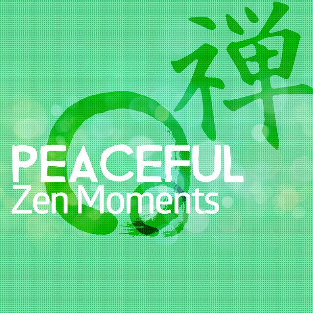 Peaceful Zen Moments Albumcover