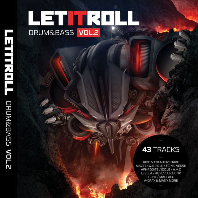 Let It Roll : Drum & Bass, Vol. 2