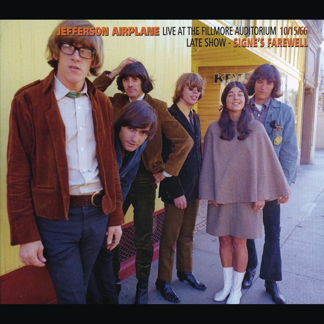 Live At The Fillmore Auditorium 10/15/66 (Late Show - Signe's Farewell)