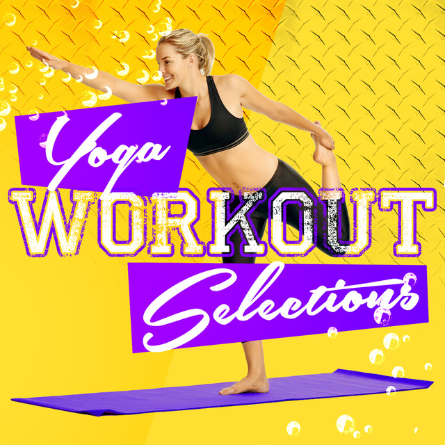 Yoga Workout Selections Albumcover