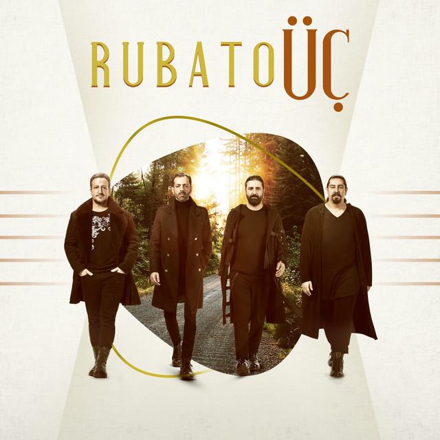 Album cover for ÜÇ by Rubato