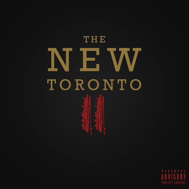 Album cover for The New Toronto 2 by Tory Ln