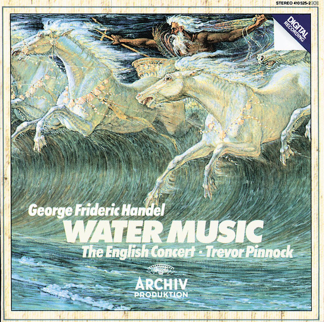 Handel: Water Music by George Frideric Handel on Spotify