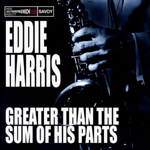 Greater Than the Sum of His Parts album