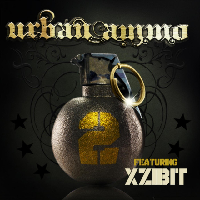 Xzibit Urban Ammo 2 album cover