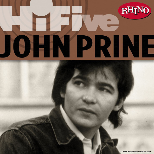 Christmas In Prison By John Prine