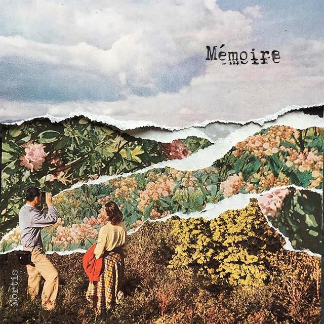 Album cover for Mémoire by M ̷O̷RTIS