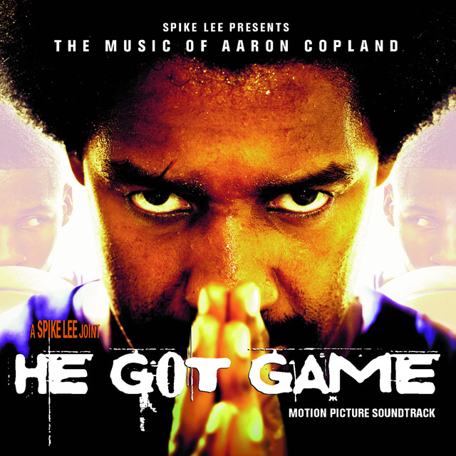 He Got Game - Music From the Motion Picture Albumcover