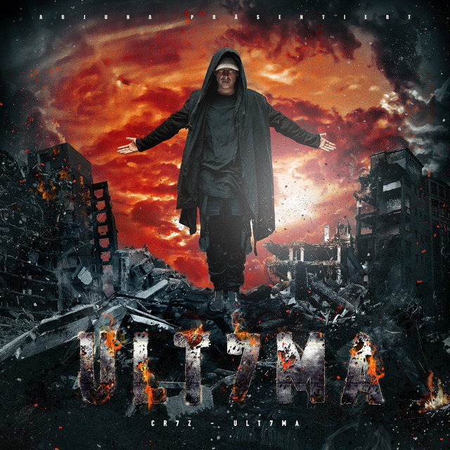 Album cover for ULT7MA by Cr7z