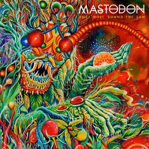 Mastodon Aunt Lisa cover