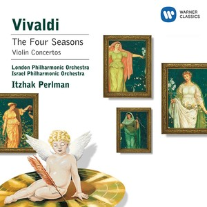 Vivaldi : The Four Seasons etc Albumcover