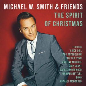 Michael W. Smith  Jennifer Nettles Christmas Day cover