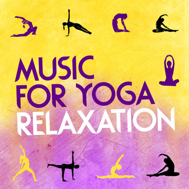 Music for Yoga Relaxation Albumcover