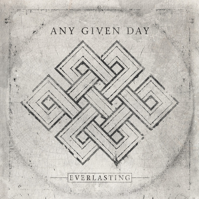Album cover for Everlasting by Any Given Day