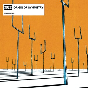Origin Of Symmetry Albumcover