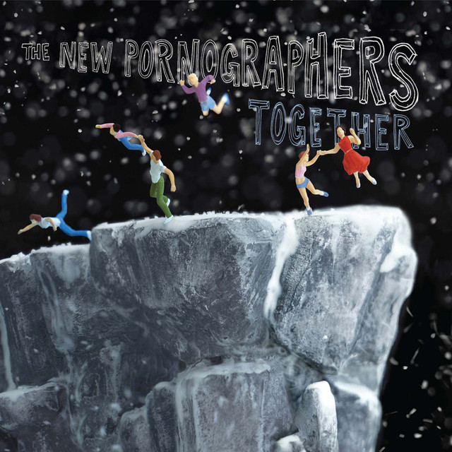 Album cover for Together by The New Pornographers
