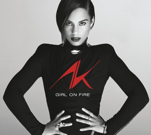 Girl On Fire Albumcover