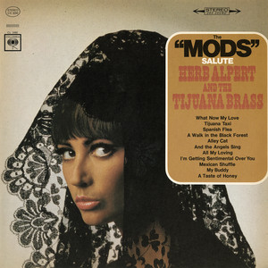 The Mods Salute Herb Alpert And The Tijuana Brass album