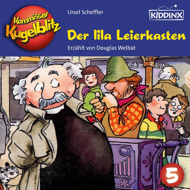 Folge 5 - Der lila Leierkasten Cover