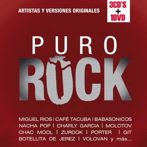 Puro Rock (CD3) album