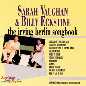 The Irving Berlin Songbook album