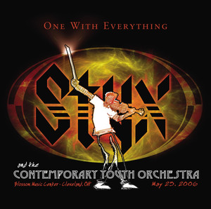 One With Everything: Styx & The Contemporary Youth Orchestra - Styx