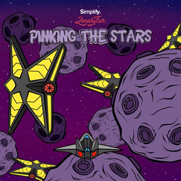 Pinking The Stars Image
