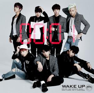 WAKE UP 通常盤 Albümü