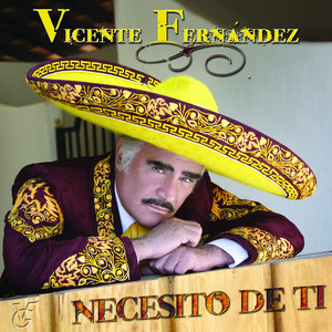 Necesito De Ti Albumcover