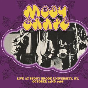 Live At Stony Brook University, NY, October 22nd 1968 album