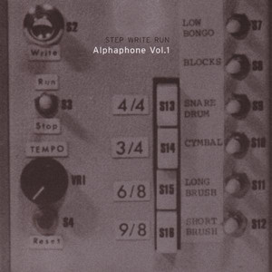 Step Write Run (Alphaphone Volume One) album