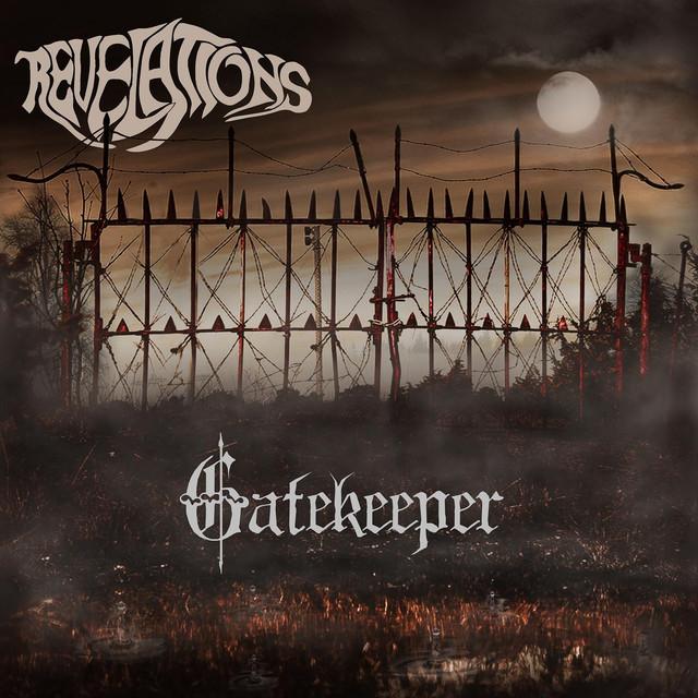 Skivomslag för Revelations: Gatekeeper