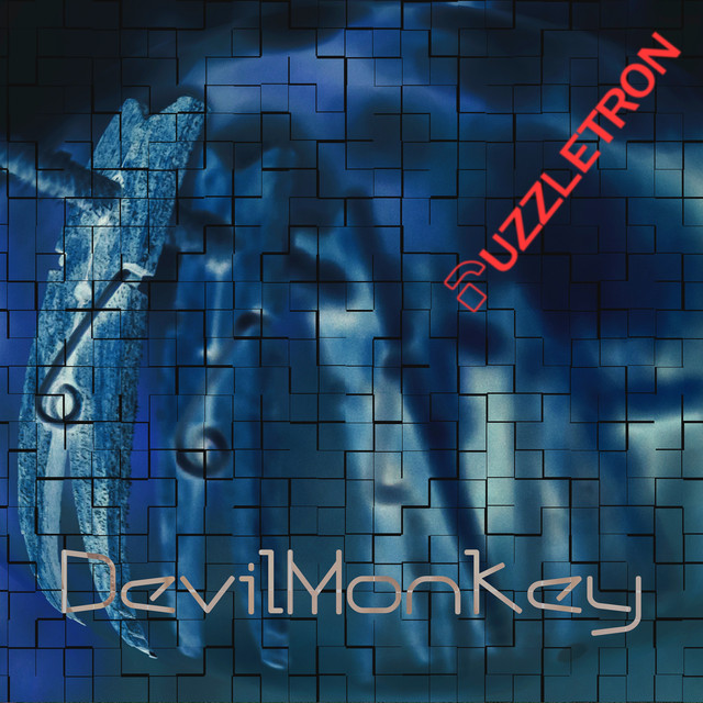 Album cover for Puzzletron by DevilMonkey