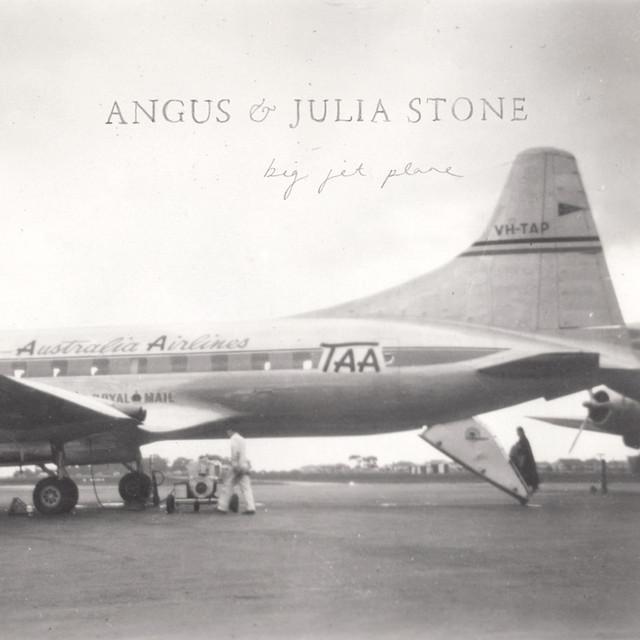 Angus and Julia Stone - Big Jet Plane Lyrics | SongMeanings