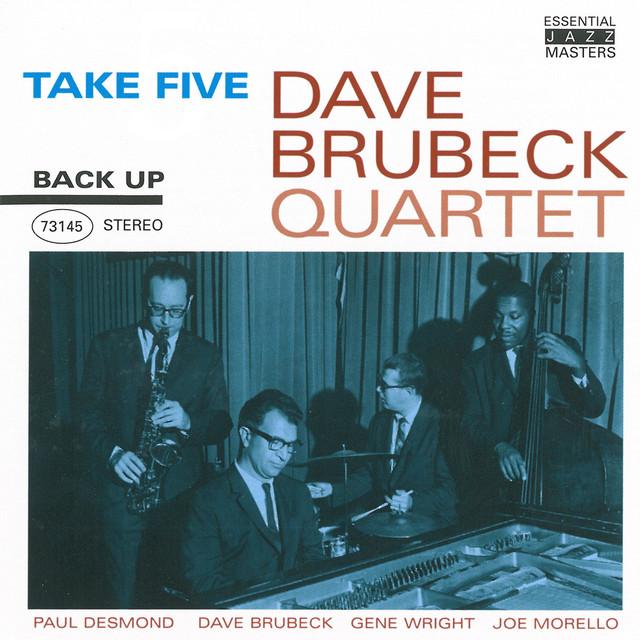 Dave Brubeck Take Five album cover