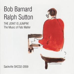 Bob Barnard, Ralph Sutton Blue Turning Grey Over You cover