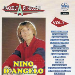 Nino D'Angelo Stasera si' cchiu' bella cover