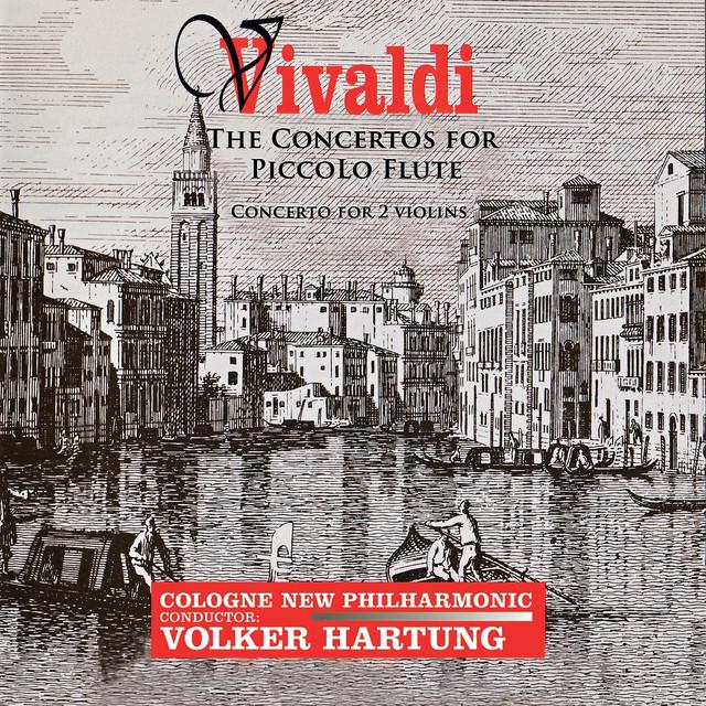 Vivaldi: The Concertos for Piccolo Albumcover