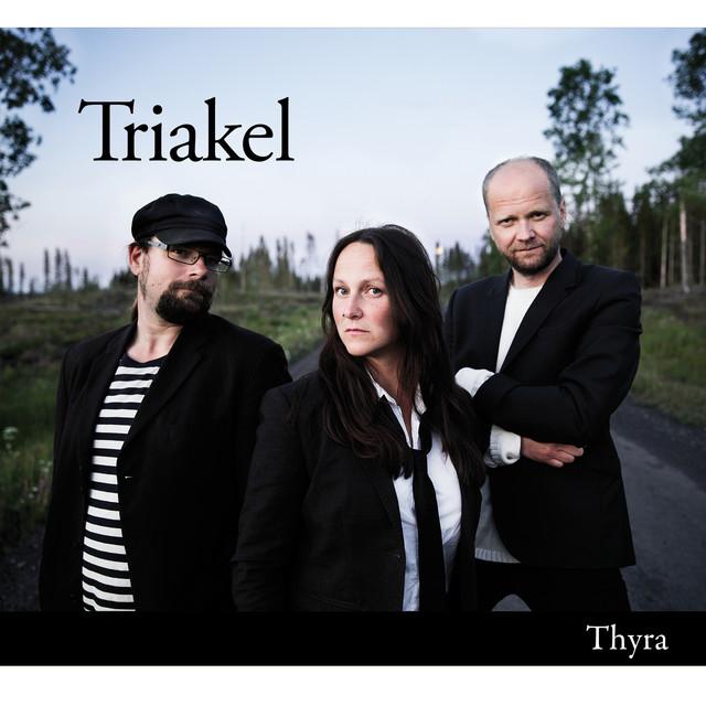 Skivomslag för Triakel: Thyra