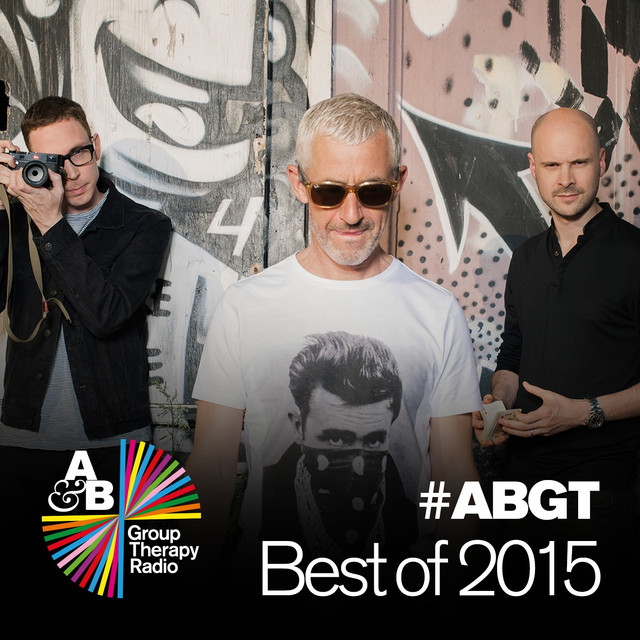 Album cover for Group Therapy Best Of 2015 by Above & Beyond