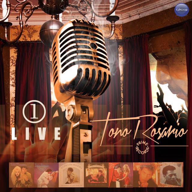 Toño Rosario Live, Vol. 1