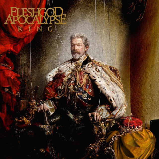 Album cover for King by Fleshgod Apocalypse