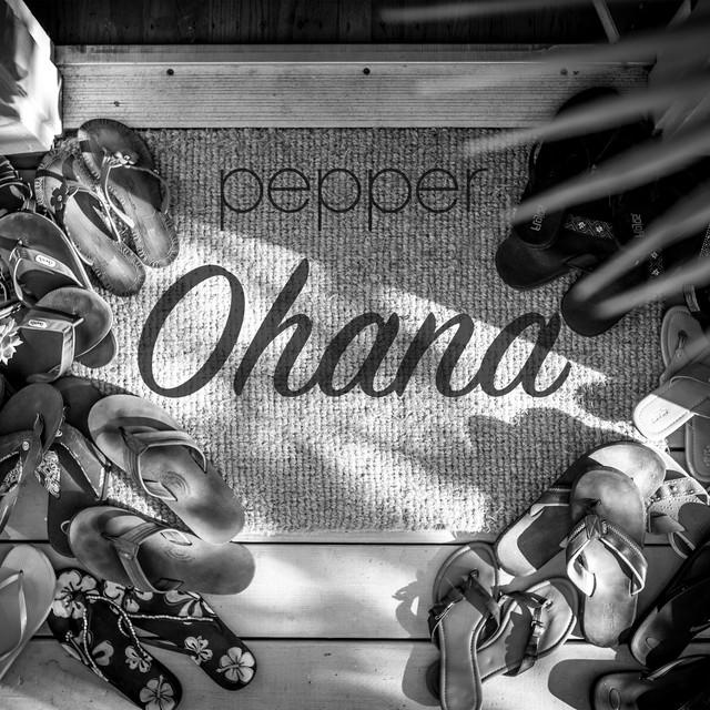 Pepper Never Ending Summer album cover