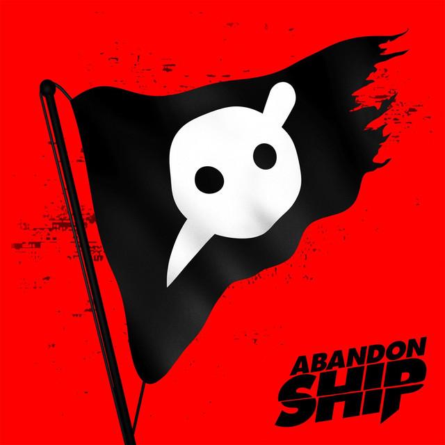 Knife Party Abandon Ship album cover